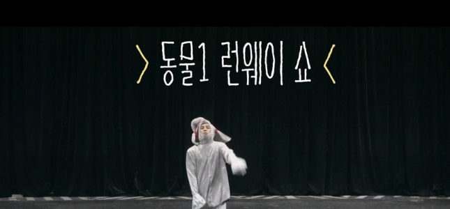[V Report] X1 members celebrate Halloween in animal costumes