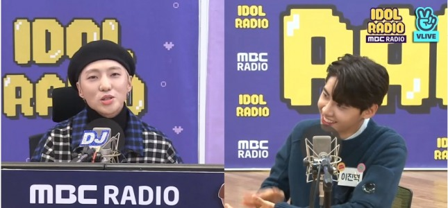 [V Report] Lee Jinhyuk returns to radio show as solo guest