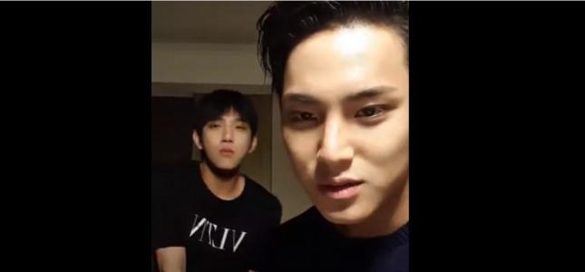 [V Report] Mingyu, Joshua missing Korean dramas