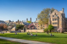 Yale University - With long history and tradition