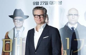 """[할리웃POP]'킹스맨2' 감독 """"콜린퍼스 부활, 끝까지 감추려 했다"""""""