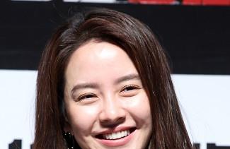 [포토]송지효, 아름다운 미소