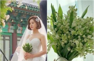 [POP이슈]'결혼' 조수애, 박은지도 같은 은방울꽃 부케 인증…뜨거운 화제