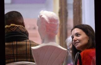 [할리웃POP]케이티 홈즈, 제이미 폭스와 데이트 포착..4년째 애정 활활