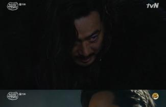 """[팝업TV]""""잔혹한 피의 숙청""""…'아스달연대기' 장동건, 시작된 공포 폭정"""