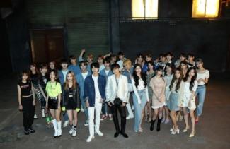 울림, 러블리즈→골든차일드 프로젝트 첫 싱글 '이어달리기' 31일 발매