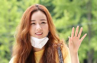 [포토]윤보미, 미소에 샤르르