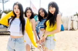 브레이브걸스, '치맛바람' 음원차트 1위..컴백 동시 정주행 시작
