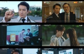 '악마판사' 지성, 원칙주의자 진영 신념 흔들었다..최고 8% '동시간대 1위'