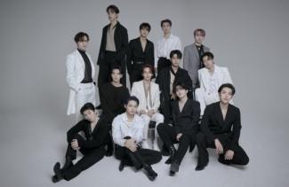 세븐틴, 온라인 콘서트 'IN-COMPLETE' 日 오리콘 주간 DVD 랭킹 1위