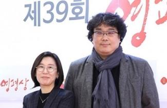 [POP초점]'기생충' 제작사, 봉준호와 2편 더..백미경과 계약→드라마도 진출