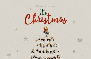 [V Report Plus] FNC Entertainment artists raise funds for children with Christmas song