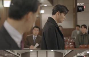 '신과의 약속' 배수빈, 한채영 도와 증인으로 섰다...오윤아 분노