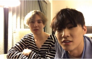 [V Report] GOT7's Jus2 bids goodnight in Osaka