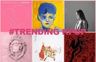 Trending K-pop: 10 hottest tracks of the week