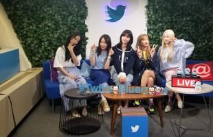 [Kpop Herald x TwitterBlueroom] EXID talks new album 'We,' boasts tight-knit bond between members