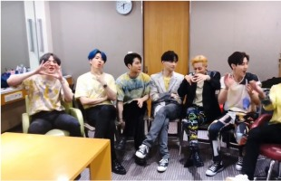 """[V Report] GOT7 thanks fans after first """"Eclipse"""" performance on TV"""