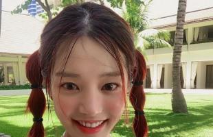 견미리 딸 이유비, 이렇게 귀여운 빨간 머리 삐삐