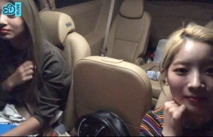 [V Report] Twice's Dahyun basks in fans' love