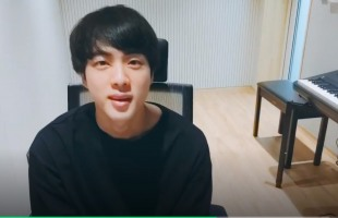 BTS' Jin shares how he spent Chuseok holiday