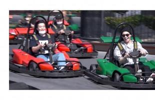 [V Report] GOT7 has day of motor fun in LA