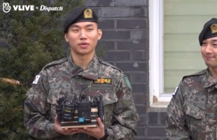 [V Report] Taeyang, Daesung discharged from military