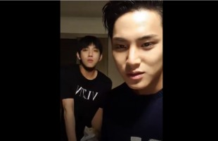 [V Report] Mingyu, Joshua missing Korean dramas