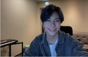 [V Report] Victon's Kang Seungsik misses seeing fans