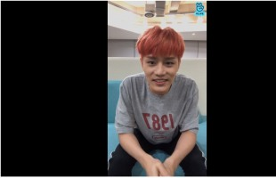 [V Report] NCT 127's Taeil discusses new music