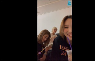 [V Report] Twice dead tired from concert practice