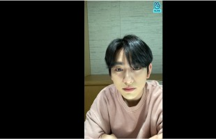 [V Report] GOT7's Jinyoung reaches out after fan meet