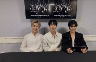 [V Report] NCT's same-aged trio ready to spill the beans
