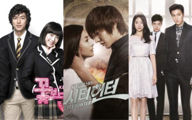 تصويت ماهي أكثر دراما للممثل Lee Minho قد أعجبتكم Kdrama Stars 1