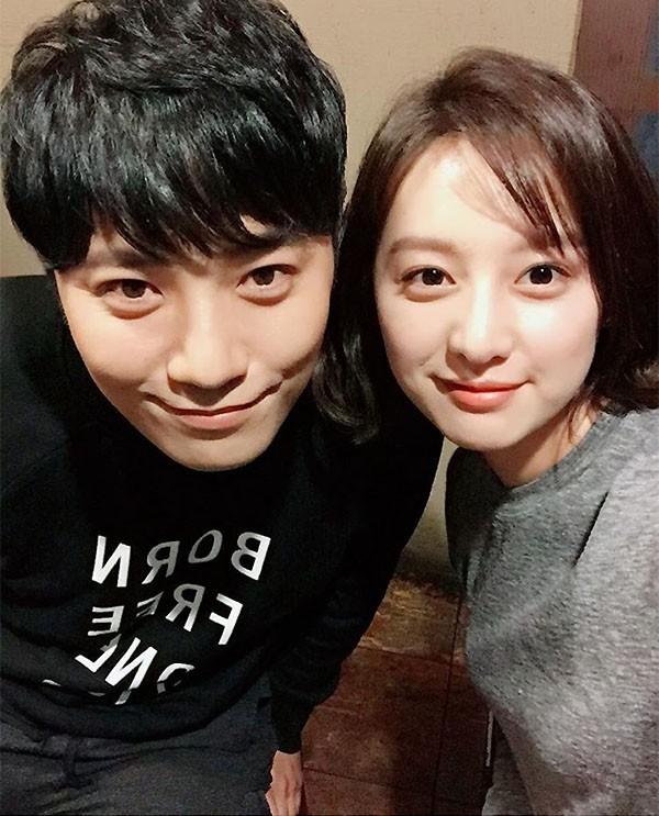 Image result for jin goo kim ji won