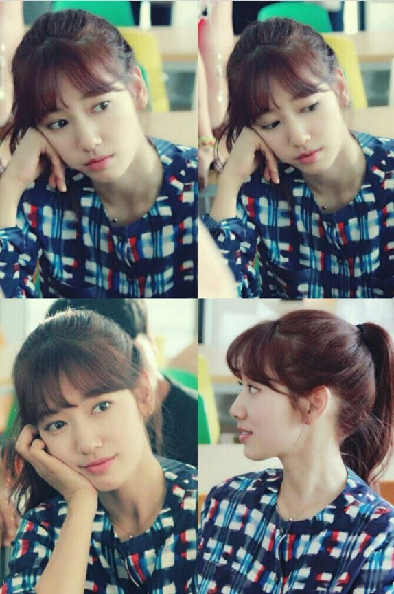 Park Shin Hye Looks Adorable In Shots From Set Of Doctors