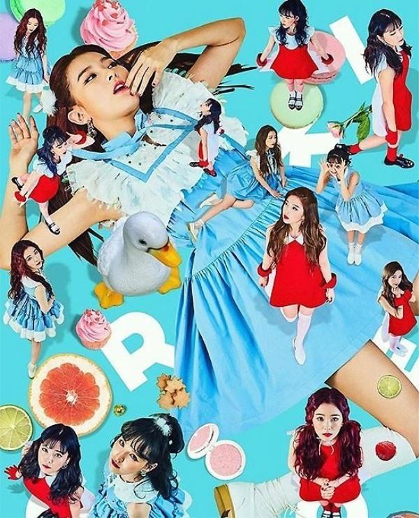 Red Velvet's 'Rookie' No.1 On Billboard World Album Chart
