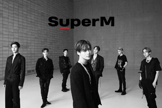 Meet The Members Of K Pop Supergroup Superm