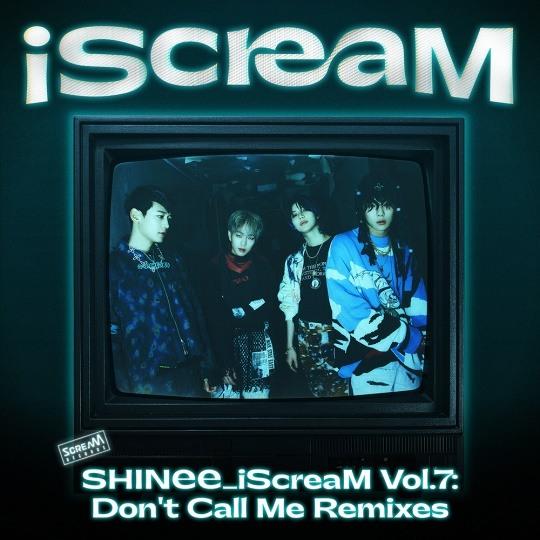 27일(토), 샤이니(SHINee) 리믹스 앨범 'Don't Call Me (Remix ver.)' 발매 | 인스티즈