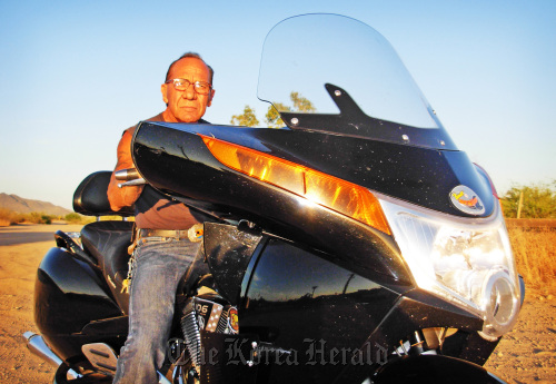 Sonny Barger's sixth book spreads the gospel of two wheels