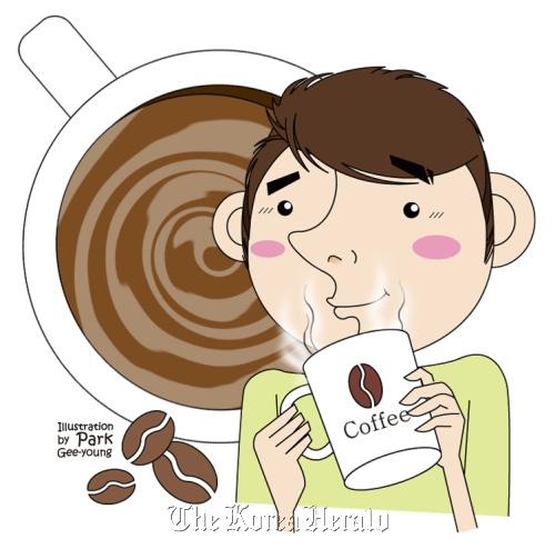 Coffee's effects on the body-프린트화면