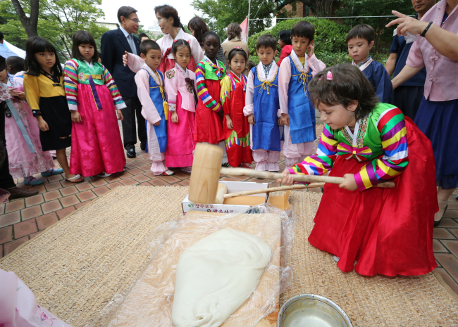 Temples, folk plays and speed dating: Spending Chuseok in