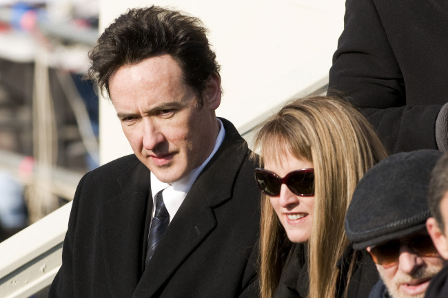 Woman charged with stalking U.S. actor John Cusack