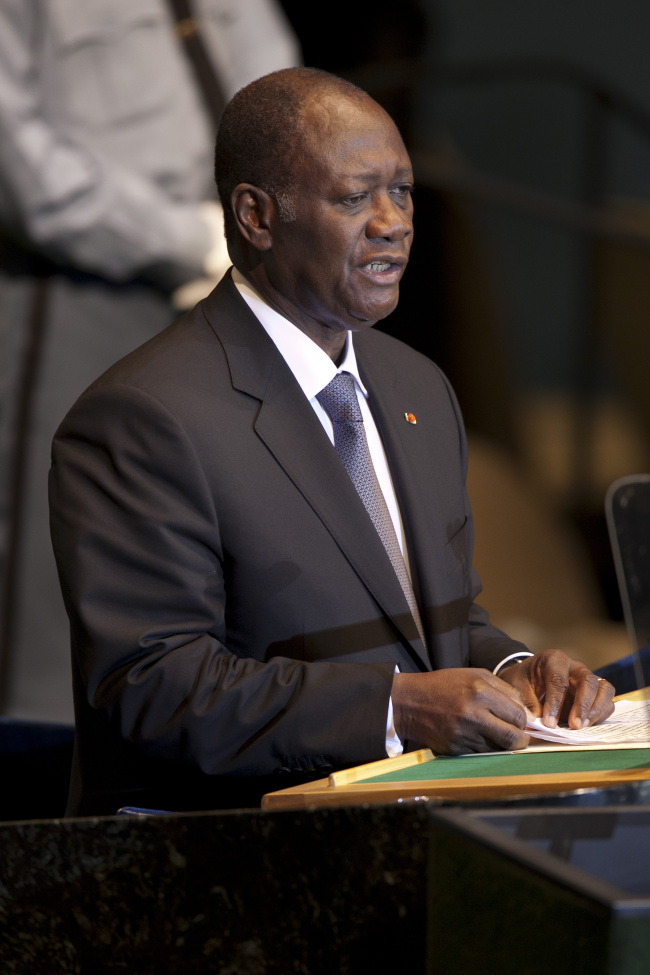 Ivory Coast leader undergoes surgery in France