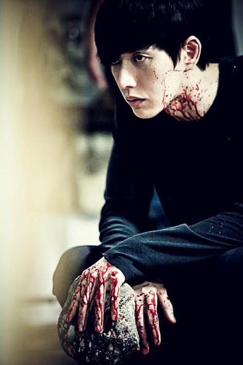 park hae jin reveals creepy teaser of bad boys