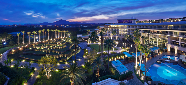 Image result for Kensington Jeju Hotel