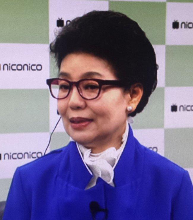 President Park's Sister Criticizes Korea Over Comfort