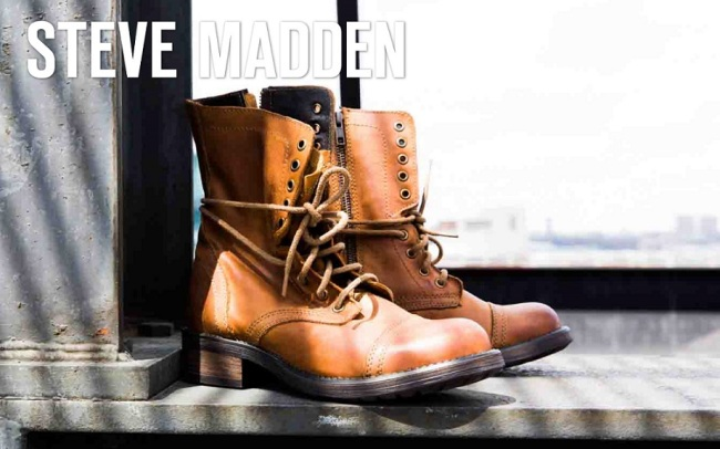 a938603402f Steve Madden introduces Troopa 2.0 boots