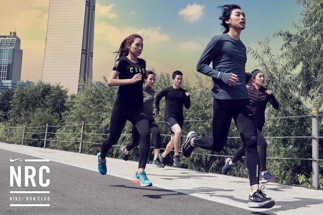 Nike+ Run Club Seoul launches in Korea