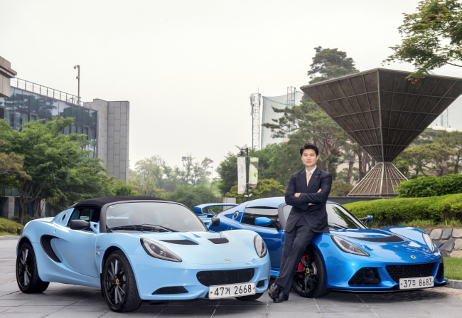 Lotus Finds Niche With Growth Of Sports Cars
