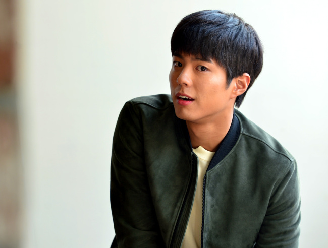 Herald Interview] 'Reply 1988' leaves mark on Park Bo-gum